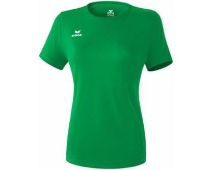 Erima Functional Teamsport-T-Shirt Smaragd