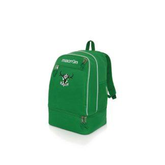 rugzak macron academy green