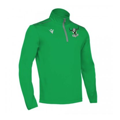sweater groen macron