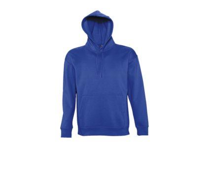 slam royal blue hoodie