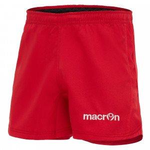 helaas rugby short rood