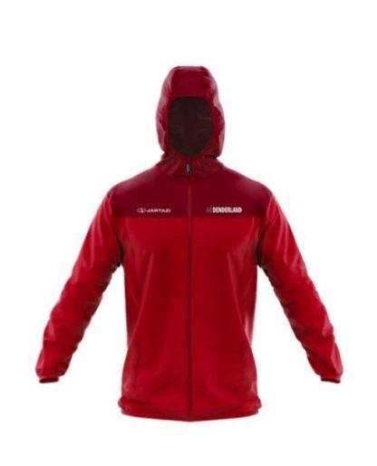 ac Denderland regenjas rood jartazi bari
