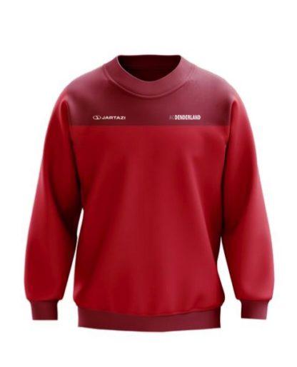ac Denderland sweater rood jartazi bari