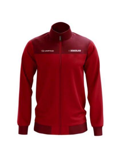 trainingsjas ac Denderland rood jartazi bari