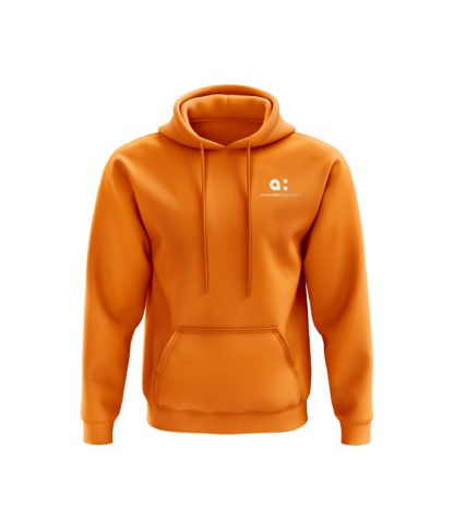 Arteveldehogeschool hoodie oranje